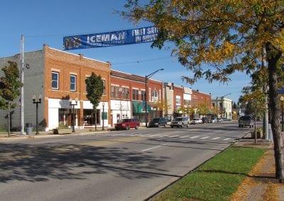 Ice Man Cometh Banner