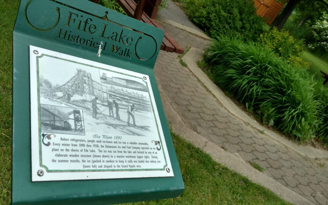 Take a Historic Walk Through Fife Lake!